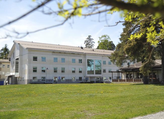 Raaseporin sairaala